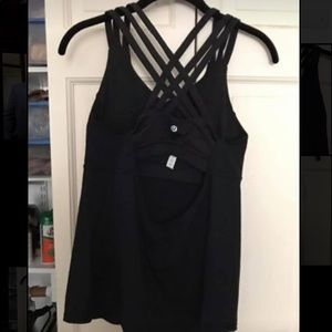 Lululemon cross back tank